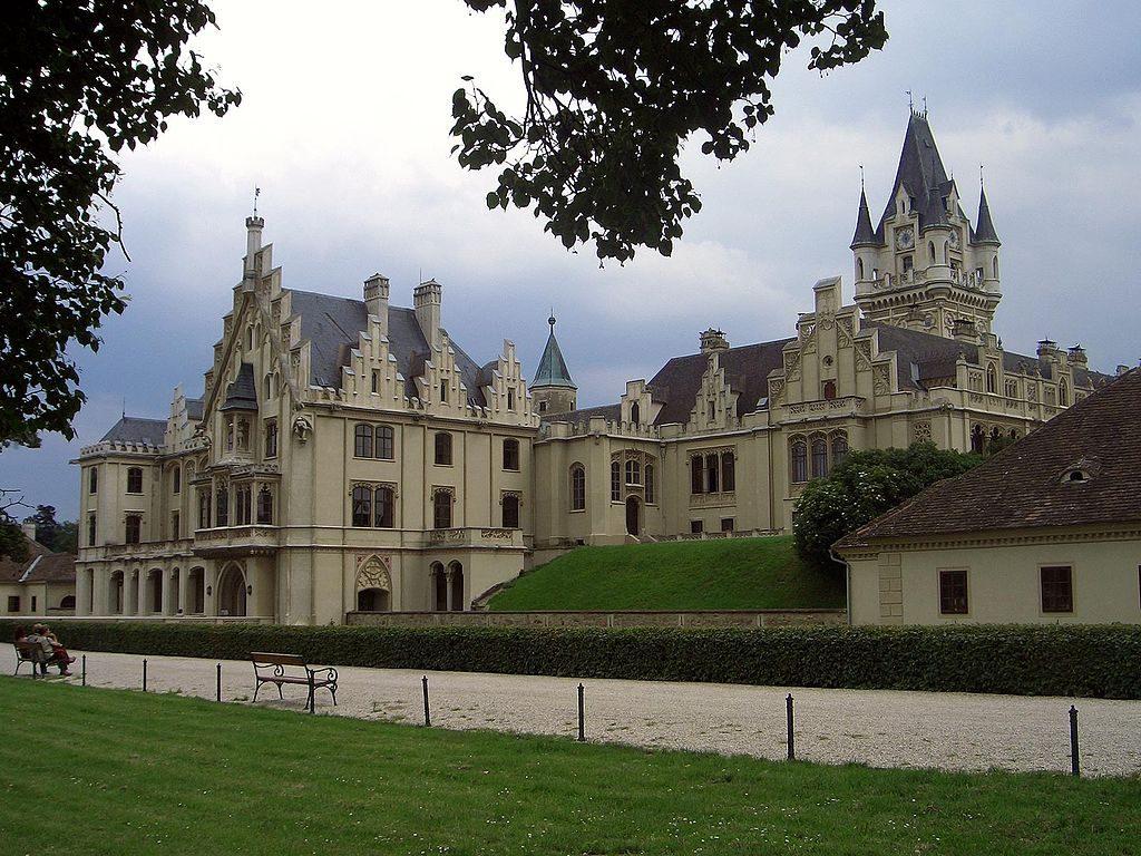 Pałac Grafenegg